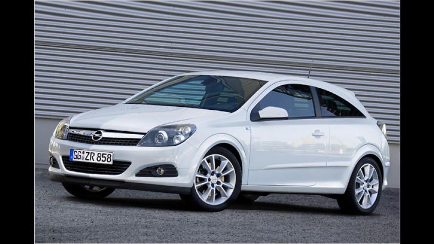 Sparen beim Opel-Kauf: Design Edition für den Astra GTC