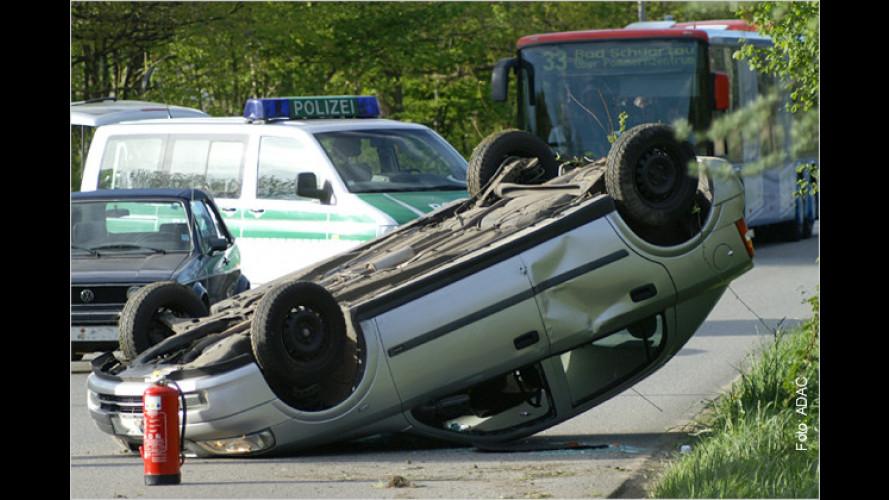 Richtig handeln nach einem Crash