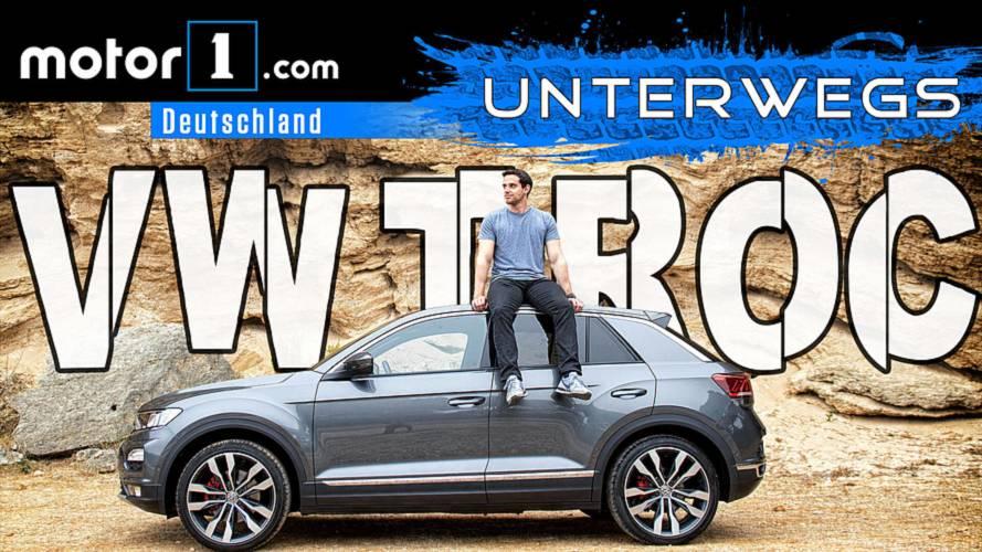 Lifestyle? SUV? Blödsinn?: VW T-Roc | UNTERWEGS mit Daniel Hohmeyer