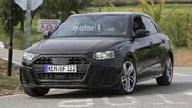 Audi A1 2019 - Melhor flagra até agora