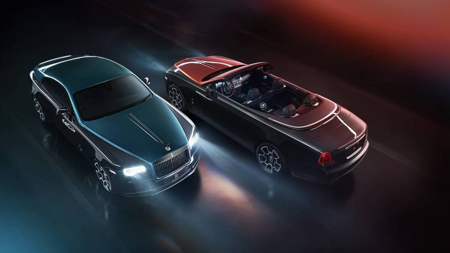 Rolls-Royce Adamas Collection