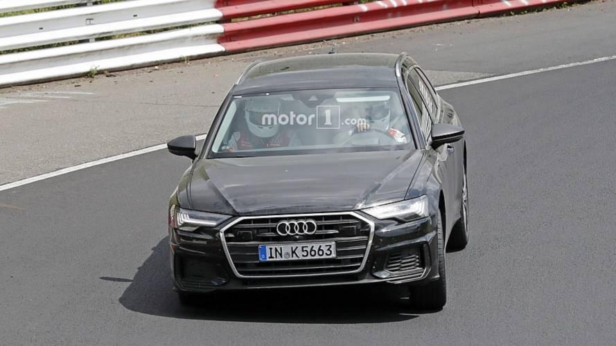 Audi S6 Avant 2018: fotos espía