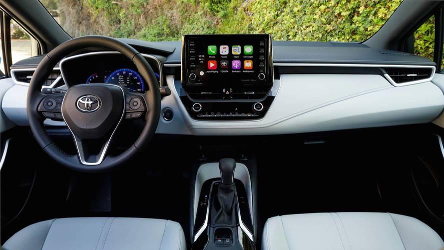 Segredo: Novo Toyota Corolla já tem painel registrado no Brasil