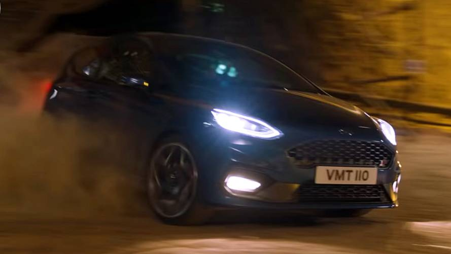 Ford takes new ST underground