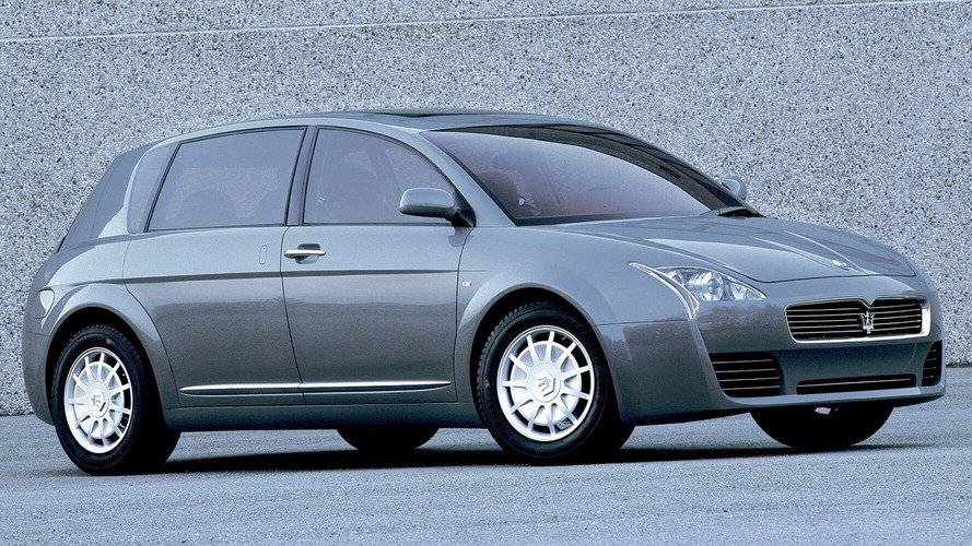 2000 Maserati Buran: Concept We Forgot