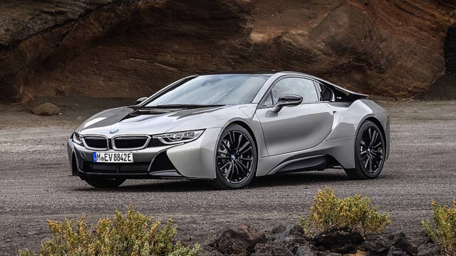 Next-Gen BMW i8 Might Get 4-Cylinder To Replace 3