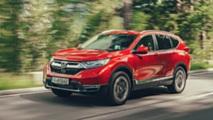 Essai Honda CR-V 2018