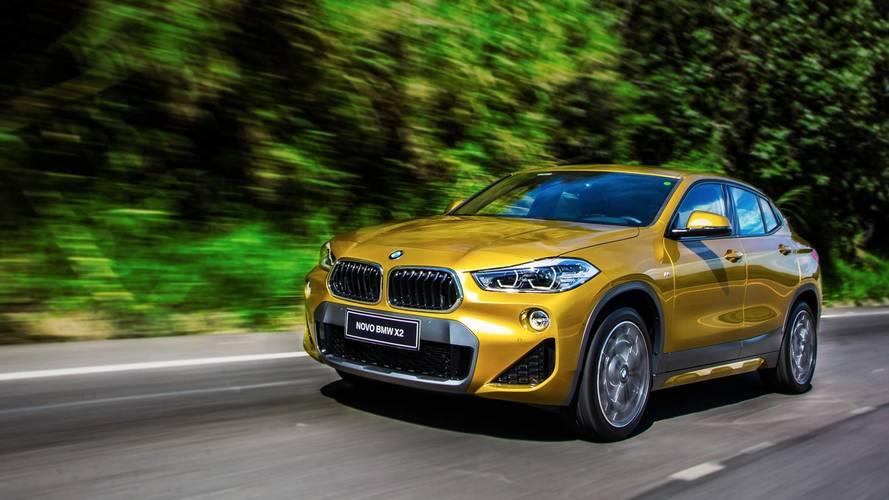 Primeiras Impressões BMW X2 no Brasil - Rebelde com causa