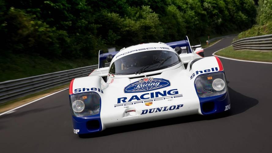 Porsche 919'un kırdığı yeni Nürburgring rekorunu izleyin
