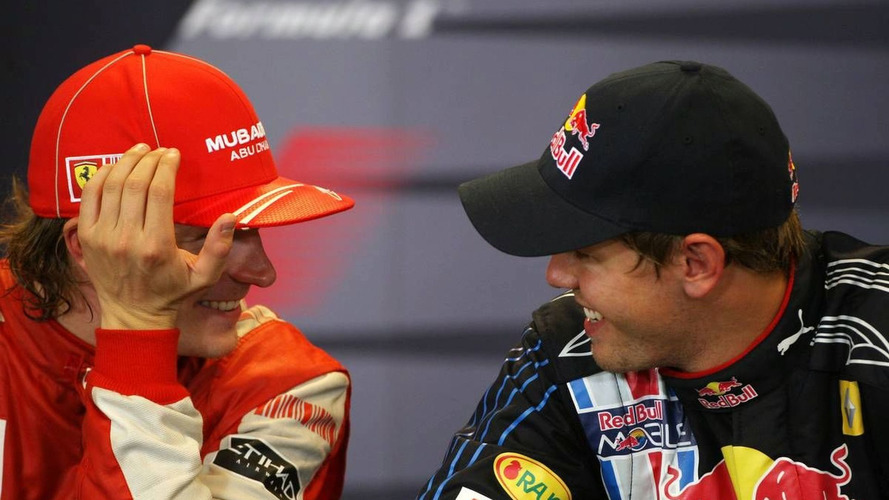 Raikkonen says Vettel 'nicest guy' in F1