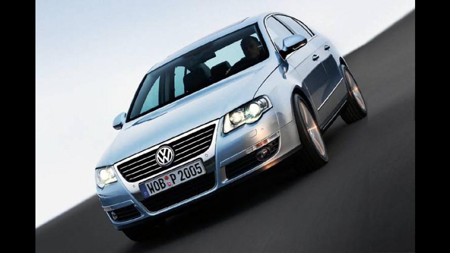 Neuer VW Passat: Preise beginnen bei 21.800 Euro