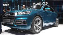 2017 Audi Q5 Paris Motor Show