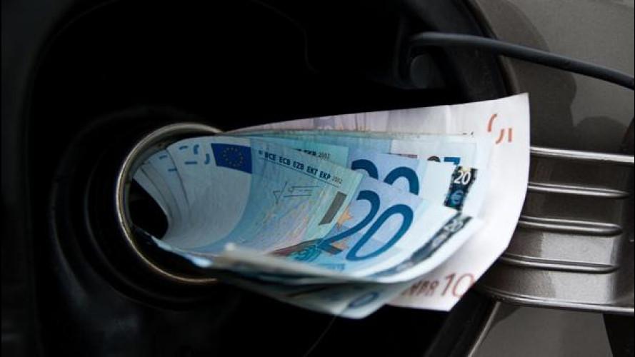 Petrolio regalato? La benzina costerebbe comunque 0,88 euro/litro
