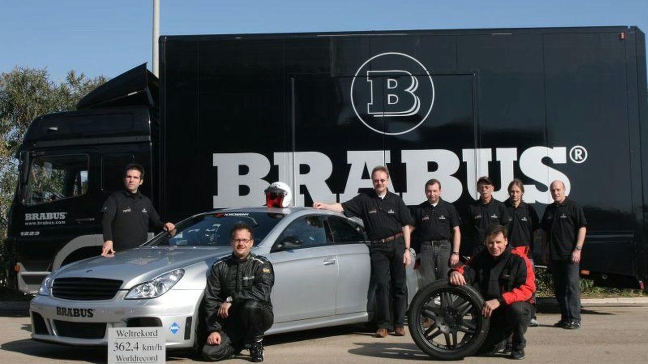 Brabus Rocket: World's Fastest Sedan